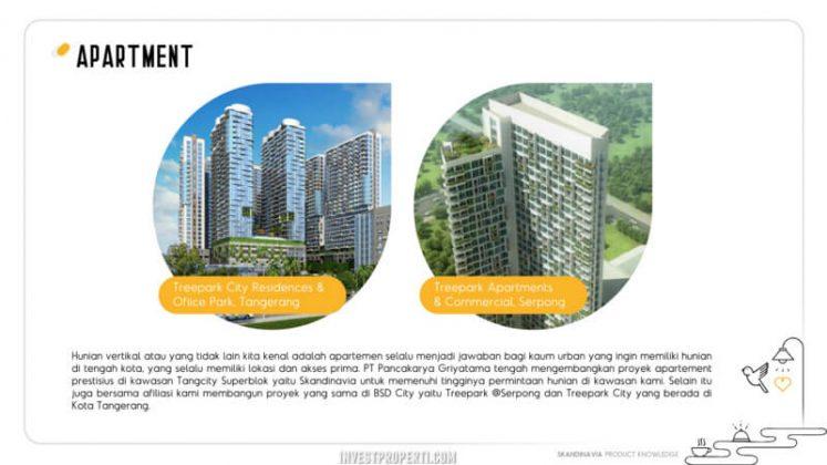 Proyek Apartemen PT Pancakarya Griyatama