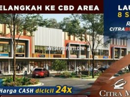 Ruko Citra Business Avenue Maja Raya