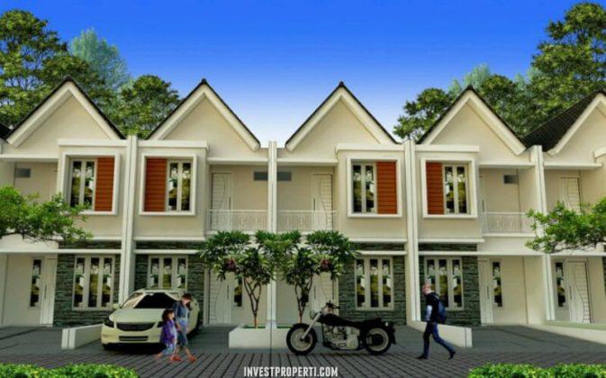 Rumah Adipati Residence Bintaro Tipe King
