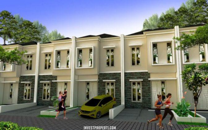 Rumah Adipati Residence Bintaro Tipe Queen