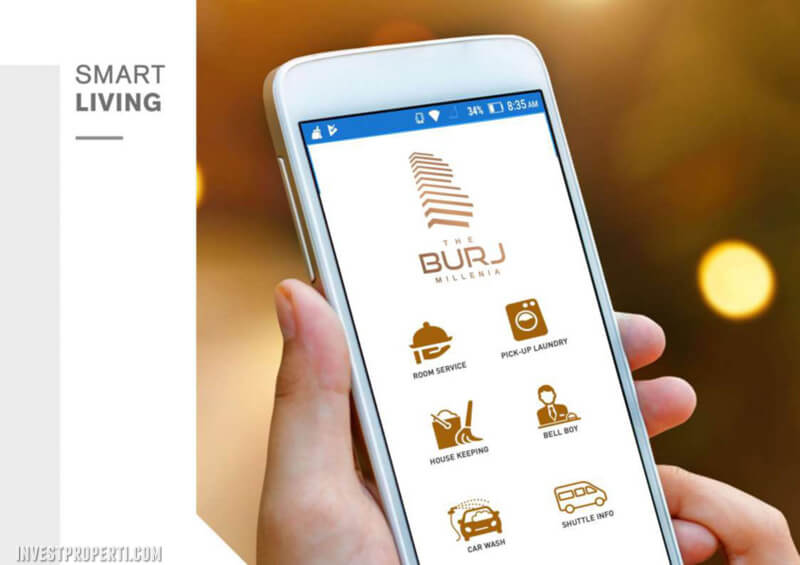The Burj Alam Sutera Smart Living