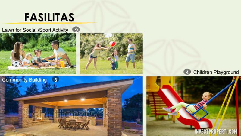 Fasilitas Cluster Sevanti Homes Summarecon Karawang