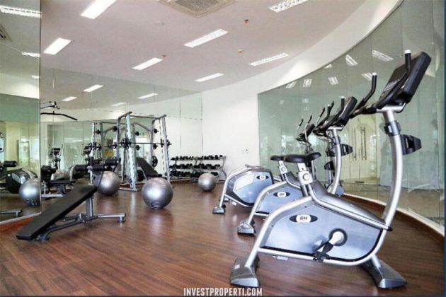 Gym Apartemen Kensington Kelapa Gading