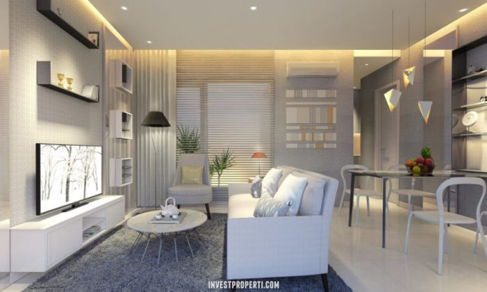 Interior Design Living Room Rumah Savasa 6x11
