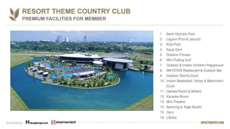 Navapark BSD Country Club