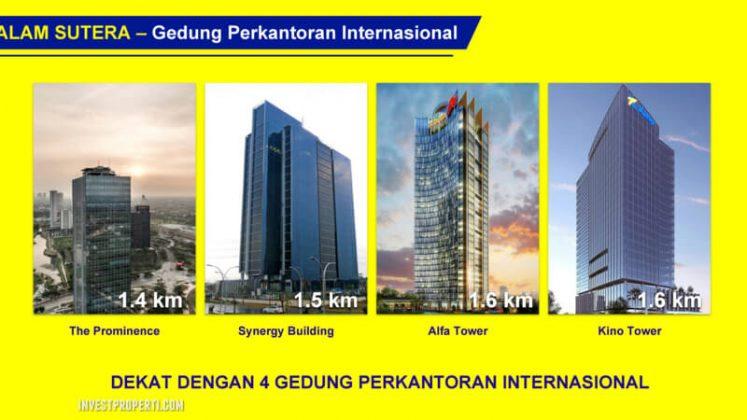 Office Building Alam Sutera
