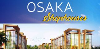 Osaka Shophouses PIK 2 Jakarta