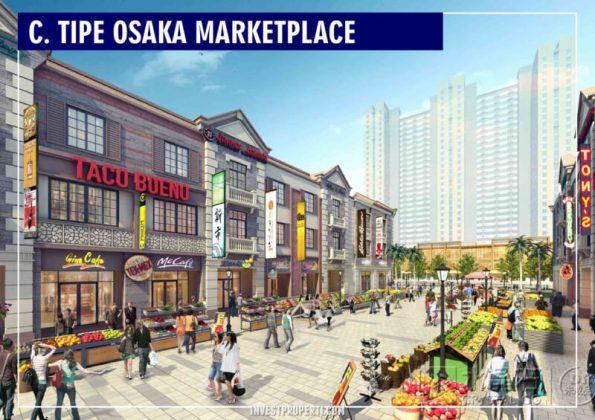 Osaka ShopHouses PIK 2