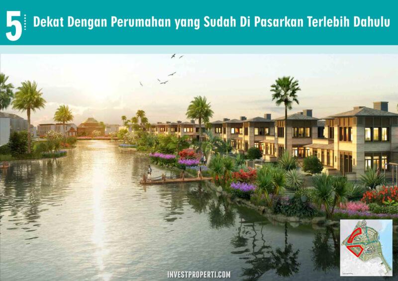Perumahan PIK 2 Jakarta
