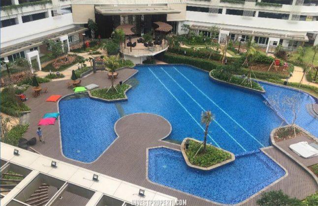Pool Kensington Kelapa Gading