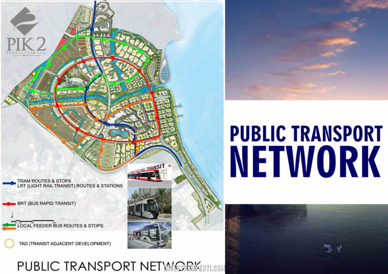 Public Transport PIK 2 Jakarta
