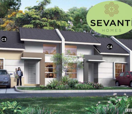 Rumah Sevanti Homes Summarecon Emerald Karawang