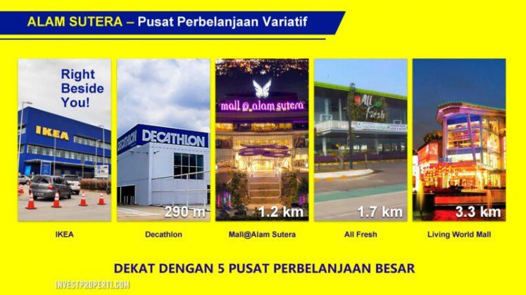 Shopping Mall Alam Sutera