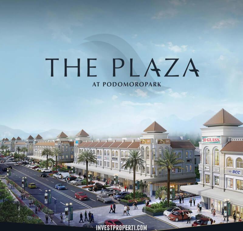The Plaza Podomoro Park Bandung