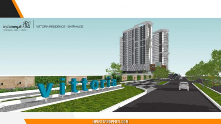 Vittoria Residence Jakarta Apartment