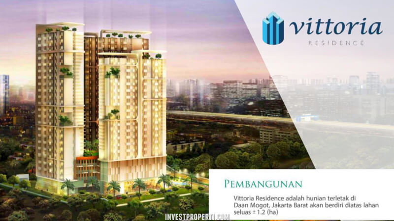 Vittoria Residence Jakarta