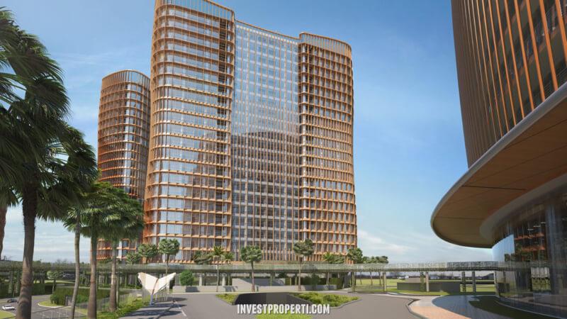 Apartemen South Quarter Simatupang Jakarta