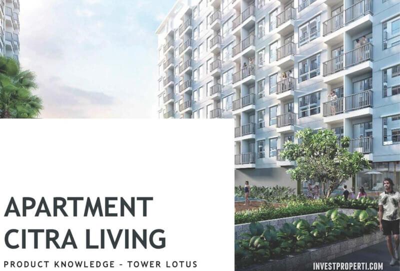 Citra Living Apartment Jakarta