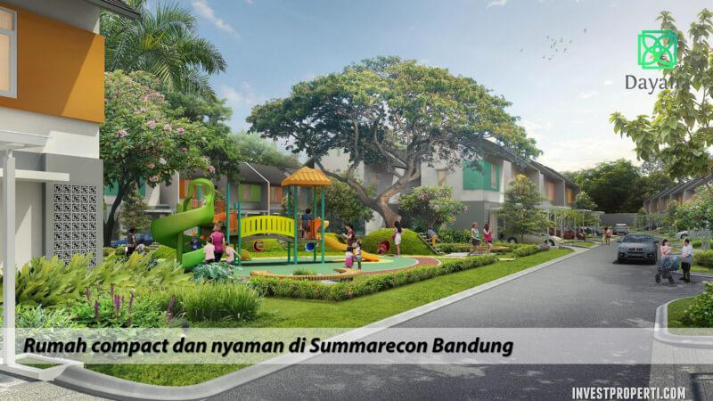 Cluster Dayana Summarecon Bandung
