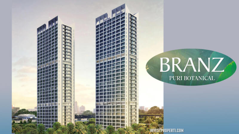 Dijual Apartemen Branz Puri Botanical