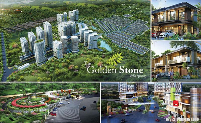 Golden Stone Serpong