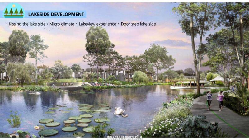 Lakeside Symphonia Summarecon Serpong