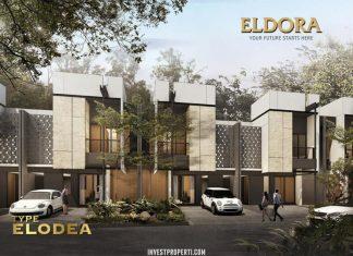 Rumah Cluster Eldora Suvarna Sutera Tipe Elodea