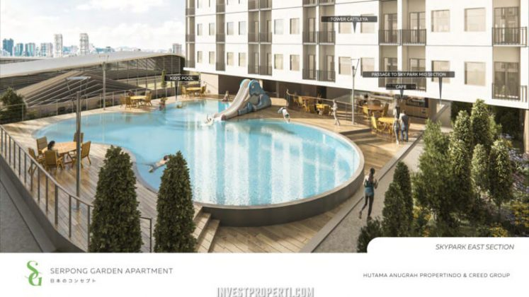 Serpong Garden Apartment Kids Pool