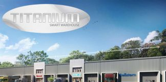 Titanium Smart Warehouse Makassar by Summarecon