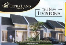 Cluster The New Livistona Citraland Cibubur