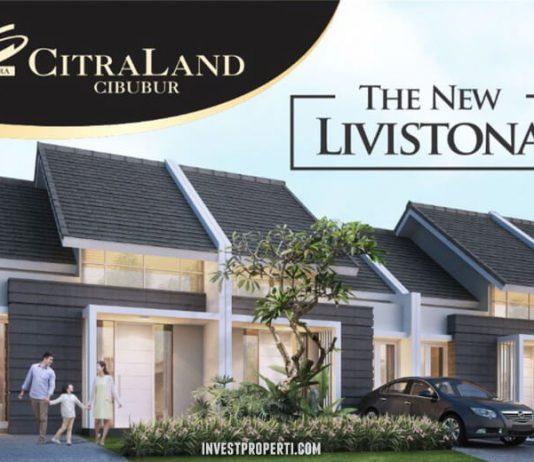 Cluster The New Livistona Citraland Cibubur