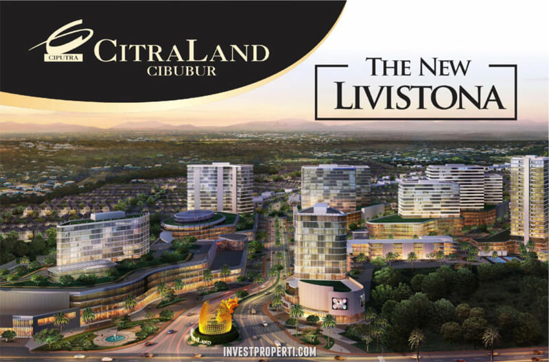 Citraland Cibubur The New Livistona