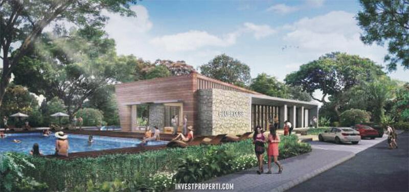 Club House Olive Residence Summarecon Bekasi