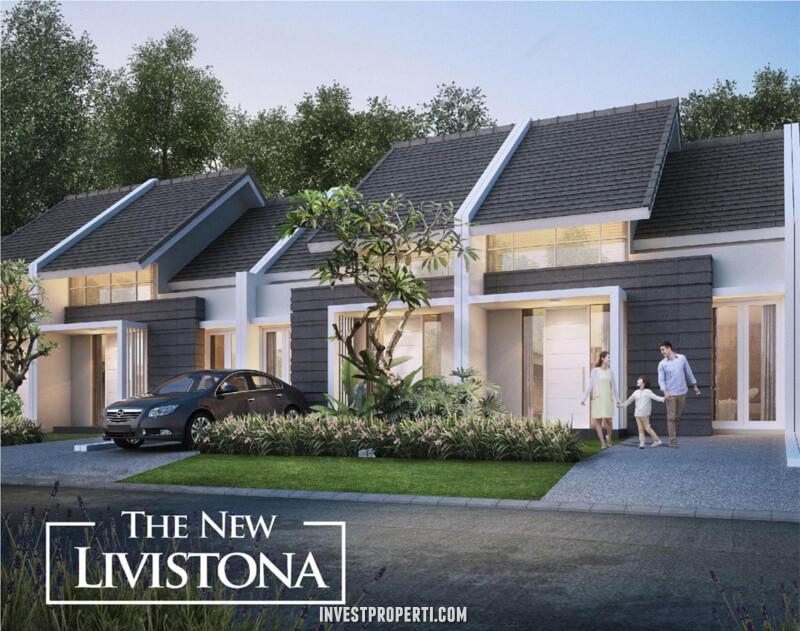Dijual Rumah The New Livistona Citraland Cibubur