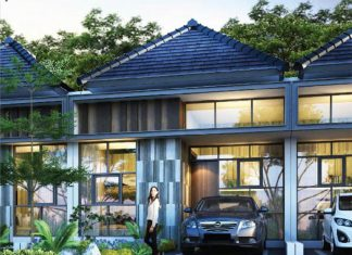 Dijual Rumah Golden Hills Gunung Sindur Bogor