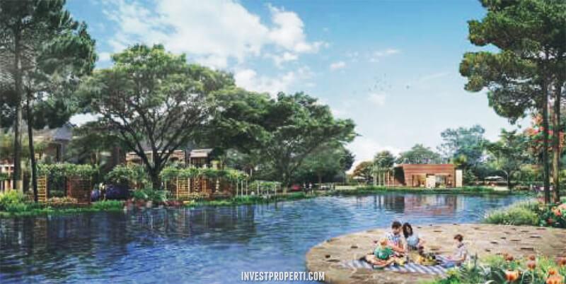 Lake The Orchard Summarecon Bekasi