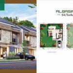 Rumah Cluster Albasia GreenAra Residence Bekasi Tipe Darva Sudut
