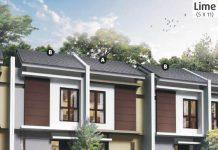 Rumah Cluster Olive Orchard Summarecon Bekasi Tipe Lime
