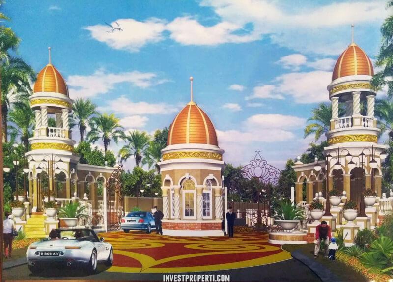 Gate Angel Residence Jakarta Barat