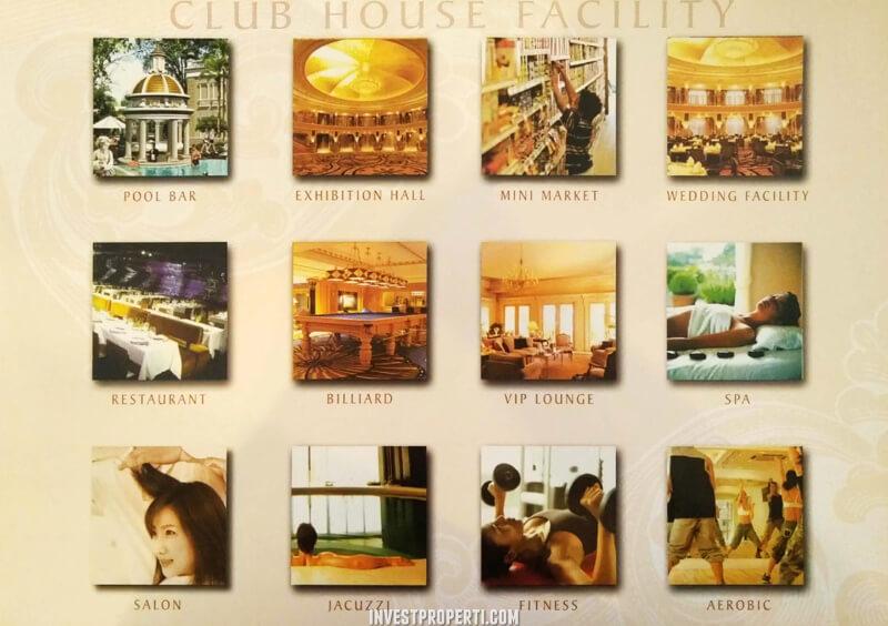 Club House Angel Residence Jakarta Barat