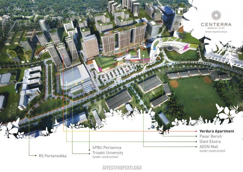 Centerra Sentul City Bogor