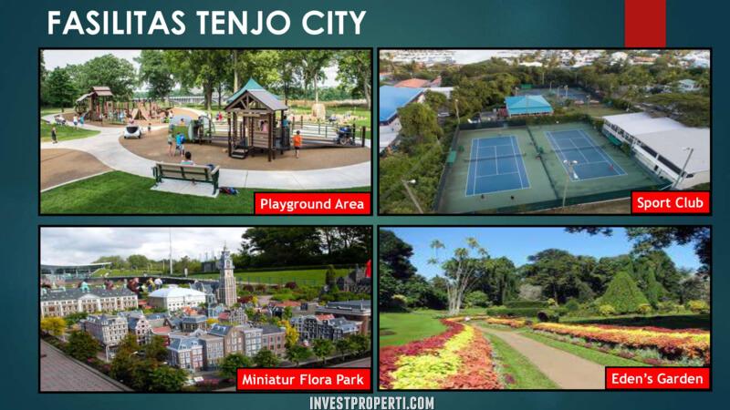 Fasilitas Perumahan Tenjo City
