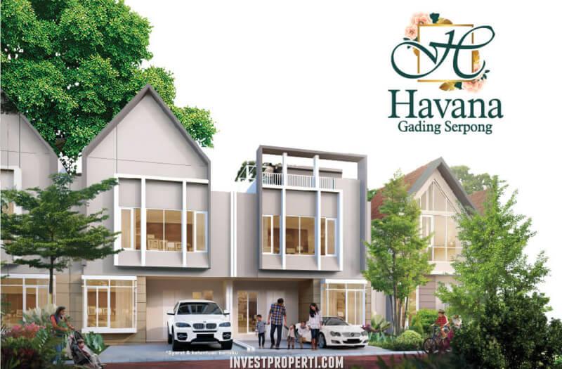 Dijual Rumah Havana Gading Serpong