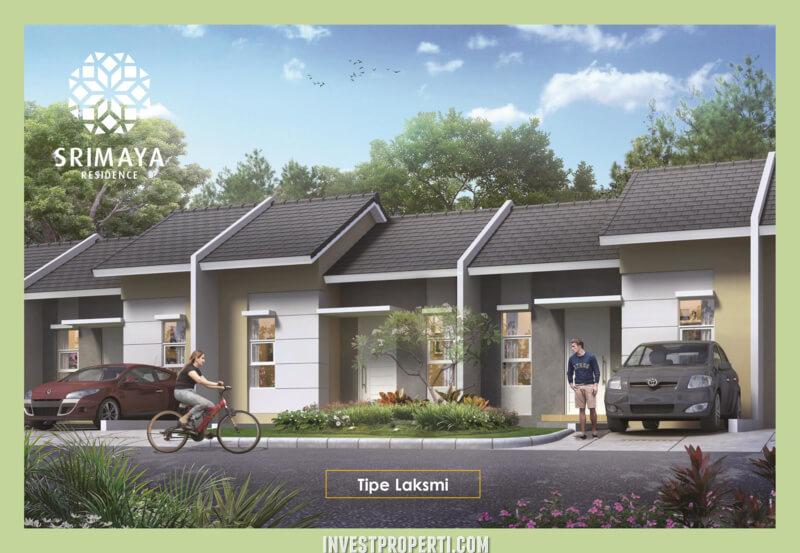 Rumah Srimaya Residence Tipe Laksmi