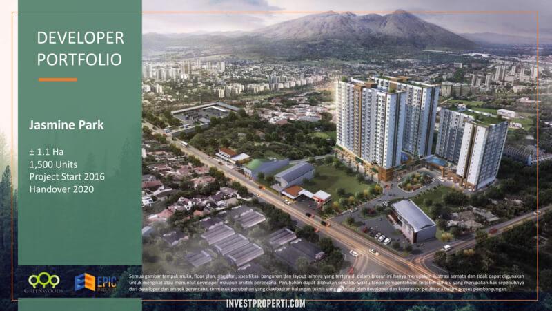 Apartemen Jasmine Park Bogor