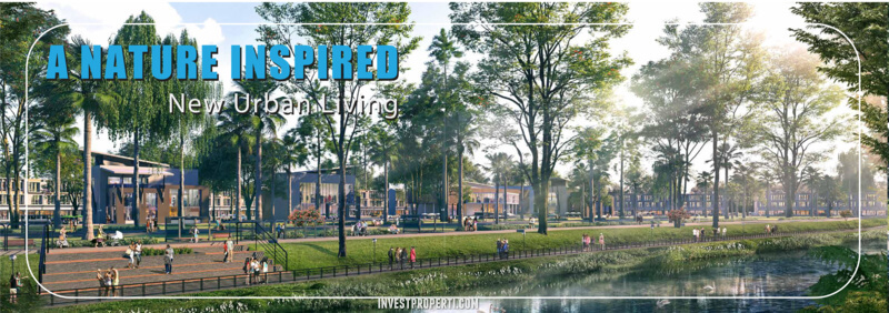 Citra Sentul Raya Perumahan River Park