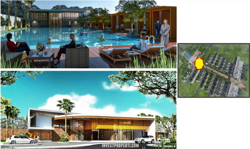 Club House Malberry Banjar Wijaya