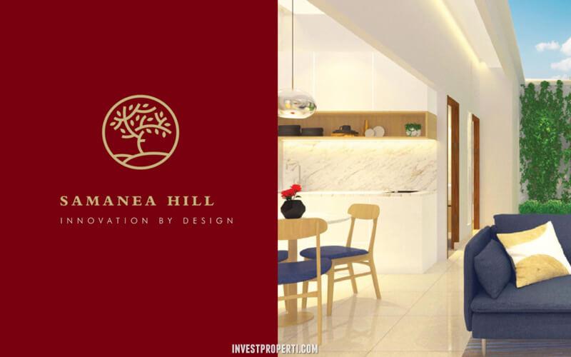 Interior Design Rumah Samanea Hills Parung