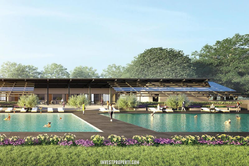 The Samanea Hills Parung Panjang Club House