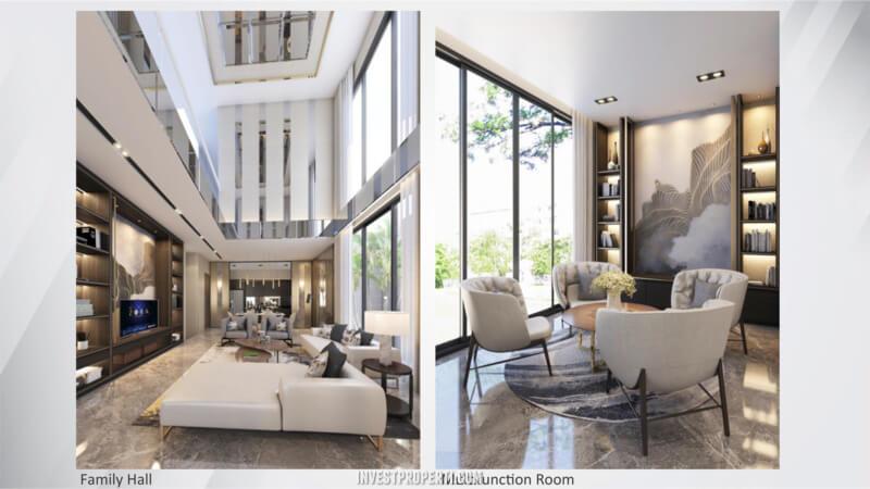 Interior Design Rumah Kazumi The Zora BSD